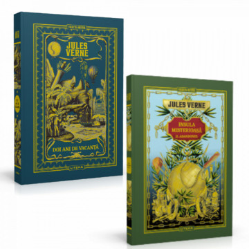 Precomanda Jules Verne - Septembrie 2021