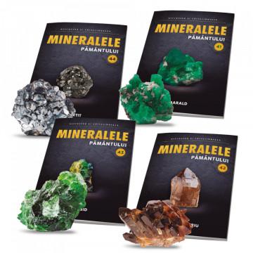 Precomanda Mineralele Pamantului - Iunie 2021