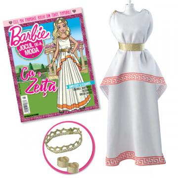Editia nr. 03 - Rochie stil Grecia Antica (Barbie, jocul de-a moda)