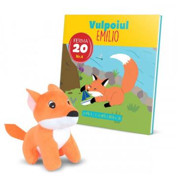 Editia nr. 04 - Vulpoiul Emilio (Animalutele de la ferma)