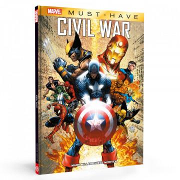 Ediția nr. 1 - Civil War (Marvel)