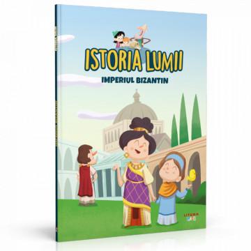 Editia nr. 13 - Imperiul Bizantin (Istoria pentru copii)
