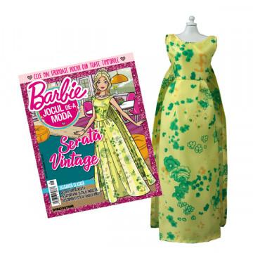 Editia nr. 16 - Rochie de seara din 1965 (Barbie, jocul de-a moda)