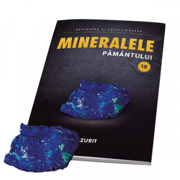 Editia nr. 18 - Azurit (Mineralele Pamantului)