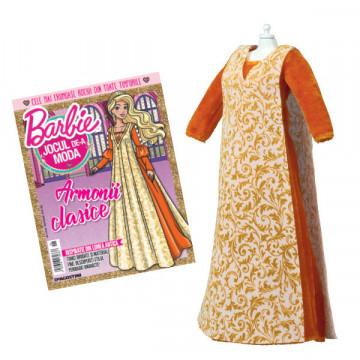 Editia nr. 18 - Rochie stil Renascentist (Barbie, jocul de-a moda)