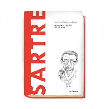 Editia nr. 21 - Sartre (Descopera filosofia)