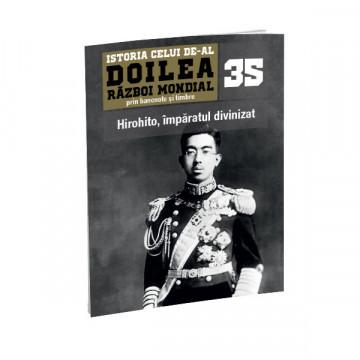 Editia nr. 35 - Hirohito, imparatul divinizat (doua bancnote si sase timbre)