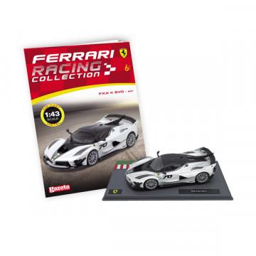 Editia nr 6 - Ferrari FXX K Evo 2017 (Ferrari Racing)