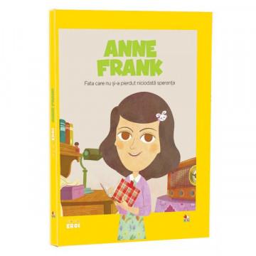 Micii mei eroi - Editia Nr. 10 - Anne Frank