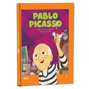 Micii mei eroi - Editia nr. 40 - Pablo Picasso