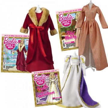 Precomanda Barbie, jocul de-a moda - August 2021