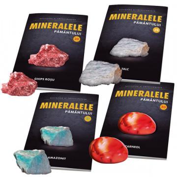 Precomanda Mineralele Pamantului - Martie 2021