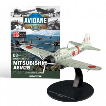 Editia nr. 08 - Avion Fortele Navale Japoneze Mitsubishi A6M Zero 21