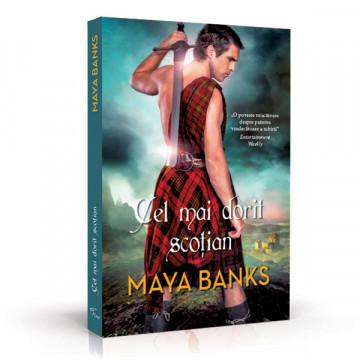 Cel mai dorit scotian - Maya Banks