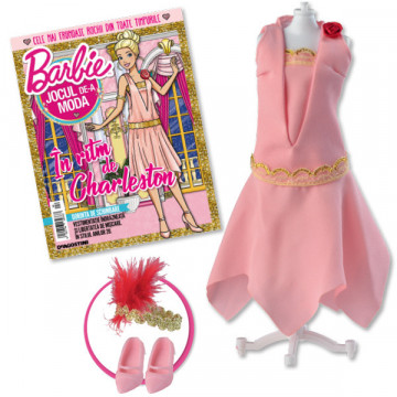 Editia nr. 04 - Rochie stil anii '20 (Barbie, jocul de-a moda)