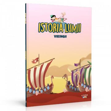 Editia nr. 17 - Vikingii (Istoria pentru copii)