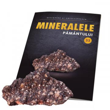 Editia nr. 33 - Ceruzit (Mineralele Pamantului)