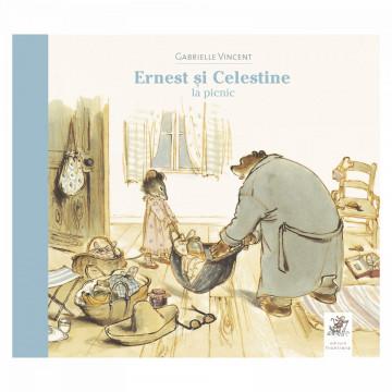 ERNEST ȘI CELESTINE LA PICNIC - Gabrielle Vincent