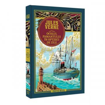 Jules Verne - Ocolul Pământului în optzeci de zile - Editia nr. 01