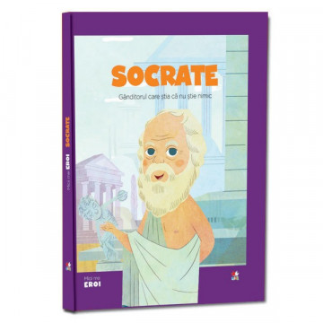Micii mei eroi - Editia nr. 19 - Socrate