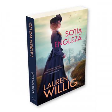 Sotia engleza - LAUREN WILLIG
