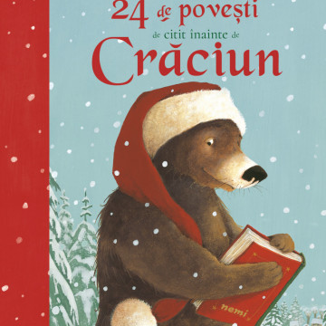 24 de povesti de citit inainte de Craciun