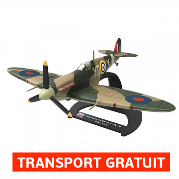 Editia nr. 01 - Supermarine Spitfire Mk Vb (Avioane din cel de-al Doilea Razboi Mondial)