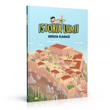 Editia nr. 05 - Grecia clasică (Istoria pentru copii)