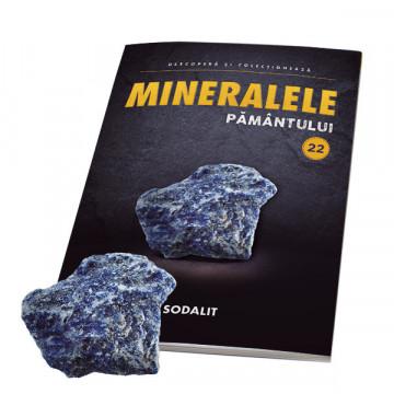 Editia nr. 22 - Sodalit (Mineralele Pamantului)