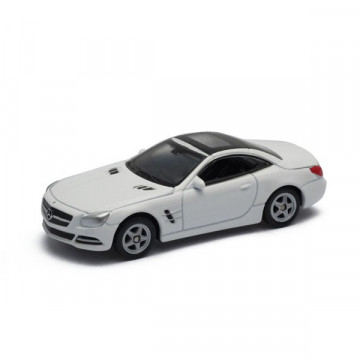 Editia nr. 28 - Mercedes SL500 (Masini de Colectie)