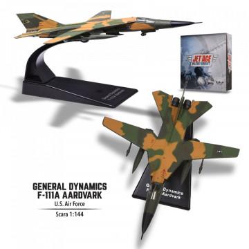 Editia nr. 4 - General Dynamics F-111A Aardvark (Avioane Militare Jet Age)