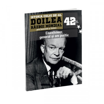 Editia nr. 42 - Eisenhower, general si om politic (doua bancnote si sase timbre)