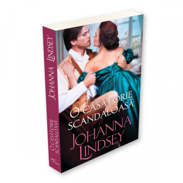 O casatorie scandaloasa - Johanna Lindsey