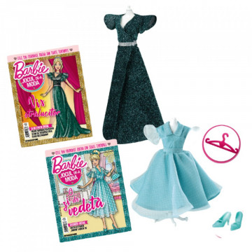 Precomanda Barbie, jocul de-a moda - Septembrie 2021