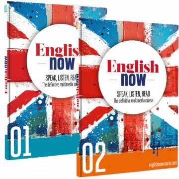 Precomanda curs English Now - Septembrie 2021