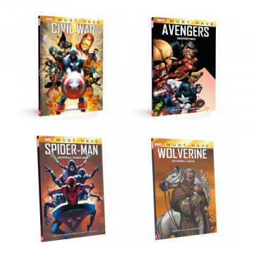 Precomanda Marvel - Octombrie 2021