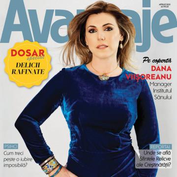 Revista Avantaje - editia aprilie 2020