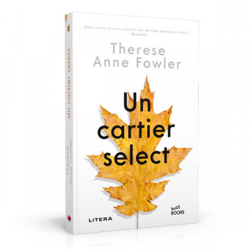 Un cartier select - THERESE ANNE FOWLER