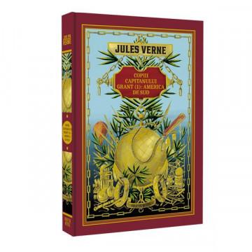 Copiii căpitanului Grant. America de Sud - Jules Verne