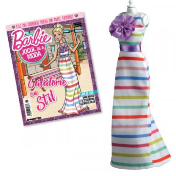Editia nr, 06 - Rochie stil anii '30 (Barbie, jocul de-a moda)