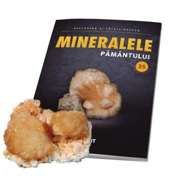Editia nr. 35 - STILBIT (Mineralele Pamantului)
