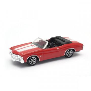 Editia nr. 42 - Chevrolet Chevelle (Masini de Colectie)