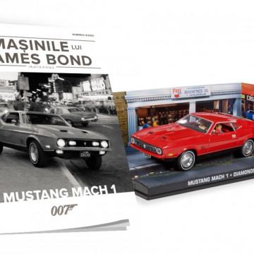 James Bond - Editia Nr. 09 - Mustang Mach 1 (Diamonds Are Forever)