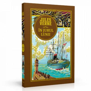 Jules Verne - În jurul lunii - Ediția nr. 13