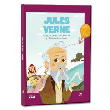 Micii mei eroi - Editia Nr. 16 - Jules Verne