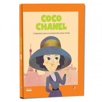 Micii mei eroi - Editia nr. 33 - Coco Chanel
