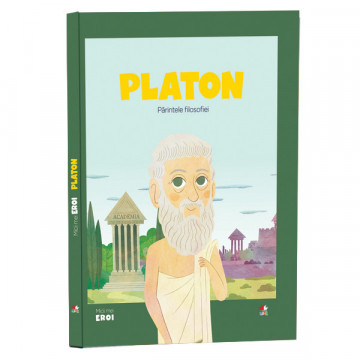 Micii mei eroi - Editia nr. 43 - Platon