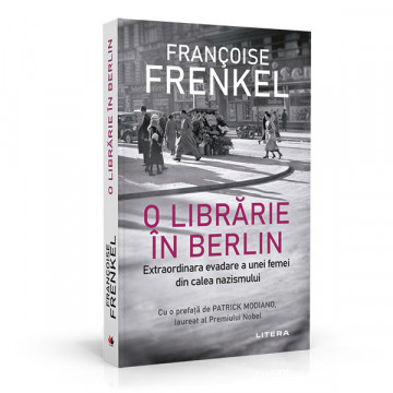 O librarie in Berlin - Françoise Frenkel