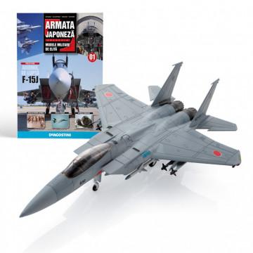 Editia nr. 01 - Avion F-15J