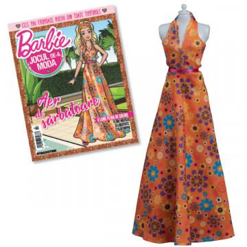 Editia nr. 07 - Rochie stil anii '70 (Barbie, jocul de-a moda)